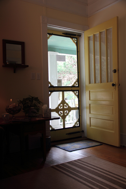 Come In! You are Always welcome at the Thurston House Inn Bed & Breakfast