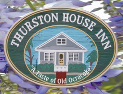 Thurston House Inn, Bed and Breakfast, Ocracoke, North Carolina
