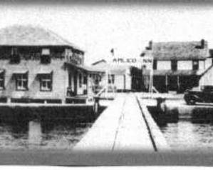 The Old Pamlico Inn, Ocracoke, North Carolina